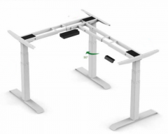 Akicon Electric Height Adjustable Desk Frame with Three Motors